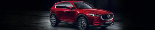 Mazda CX-5 – financování na 3/3…ani o korunu navíc