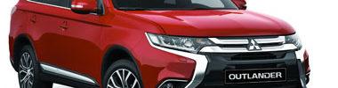 K SUV Mitsubishi Outlander zimní kola ZDARMA!