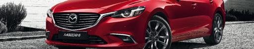 Mazda 6. Financování na 3/3…ani o korunu navíc