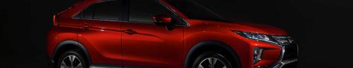 Mitsubishi motors představila na Mezinárodním Autosalónu v Ženevě zbrusu nové kompaktní SUV Eclipse Cross!