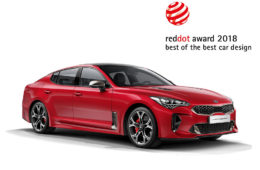 Kia opět bodovala na Red Dot Awards