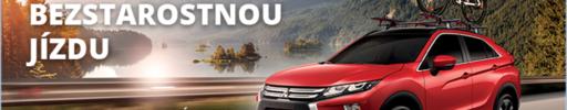 Pečujte o své Mitsubishi výhodněji