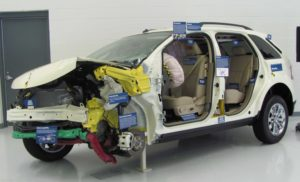 Crsh testy prošla nová Kia Sorento nejlépe ze všech testovaných vozů