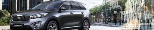 Nová Kia Sorento uspěla při crash testech na jedničku