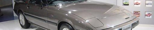 Před 40 lety se objevil ikonický sportovní vůz, Mazda RX-7