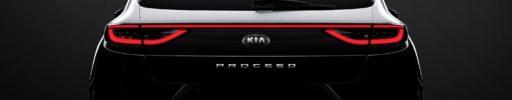 Kia poprvé ukázala nový ProCeed