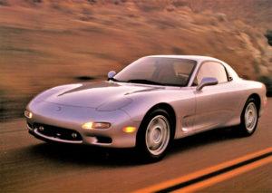 Mazda RX-7 třetí generace (1991-2002)