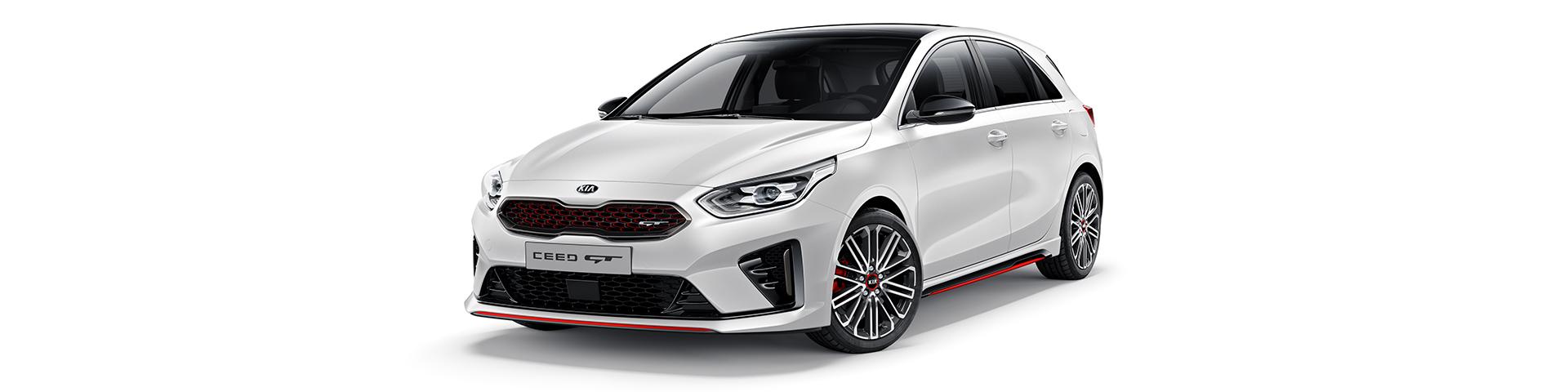 Nová Kia Ceed GT