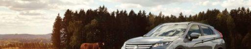 Mitsubishi Eclipse Cross slaví úspěch v prestižní soutěži Good Design Award