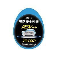 Ocenení ASV++ pro Mitsubishi Eclipse Cross