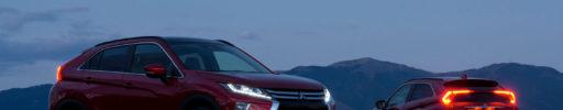Dva významné úspěchy Mitsubishi Eclipse Cross: zkušenosti majitelů a vysoká bezpečnost