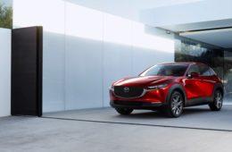 Mazda na Ženevském autosalonu odhalila nové SUV CX-30