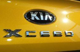 Světová premiéra nového modelu KIA XCeed