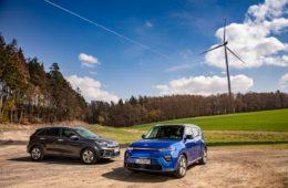 Kia oznamuje ceny a spouští předprodej zcela nových elektromobilů e-NIRO a e-SOUL