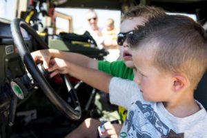 Auta bezpečná pro děti