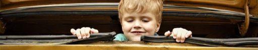 Jaká auta jsou bezpečná pro děti? KIA hodnocením příjemně překvapuje