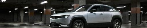 Zcela nová Mazda MX-30