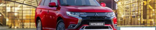 Mitsubishi na e-salon veletrh čisté mobility