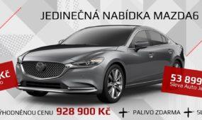 To nejlepší z AUTO JEREMIÁŠOVA • Mazda6