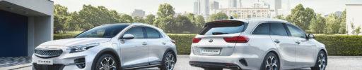 Zahájení sériové výroby Plug-in hybridní varianty modelu Kia XCeed