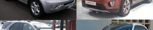 KIA Sorento – jak se toto SUV měnilo od roku 2002 dodnes?