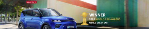 Kia e-Soul a Telluride vítězí v soutěži Světové auto roku 2020