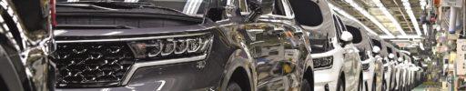 Zahájení výroby nové generace modelu Kia Sorento Hybrid
