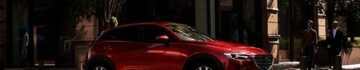 Mazda CX-3 pro rok 2021