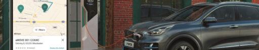 Další krok k elektromobilitě: KIA představila celoevropskou síť nabíjecích stanic