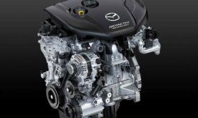 Mazda vylepšila motory Skyactiv – X na vyšší výkon