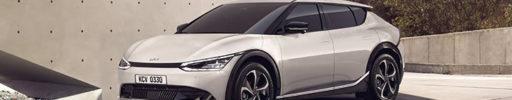 Nový model KIA EV6 z kategorie elektromobilů plně představen