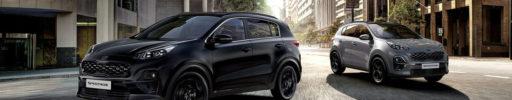 Kia Sportage Black Edition je zpátky ve hře