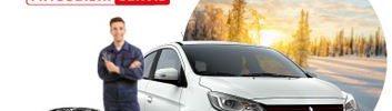 Akční nabídka zimních kol Mitsubishi
