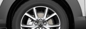Akční nabídka kompletů Mazda 2021