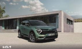 Jak bude vypadat nový model evropské Kia Sportage?